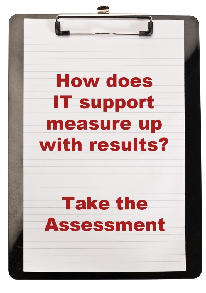 Take the IT Results Assessment